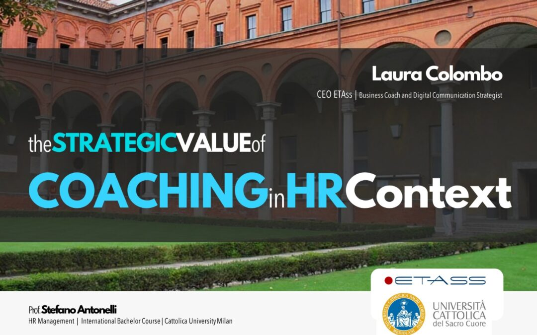 HR Innovation: ETAss in aula a Roma e Milano