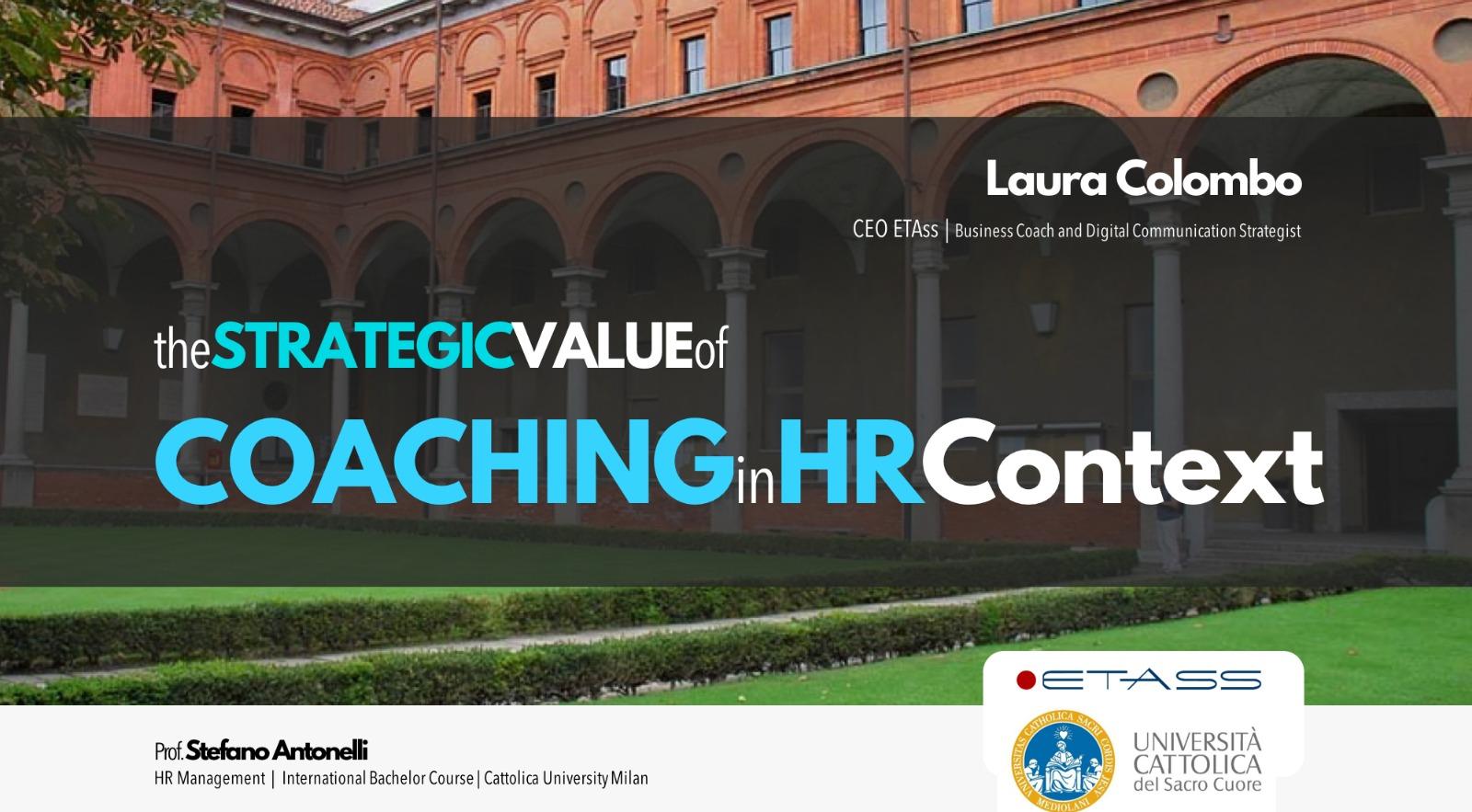 Coaching Milano