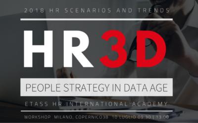 HR3D: l'impatto delle innovazioni digitali sui processi di People Development