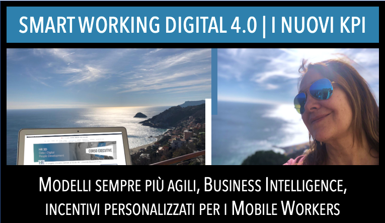 SMART WORKING DIGITAL 4.0 – I NUOVI KPI
