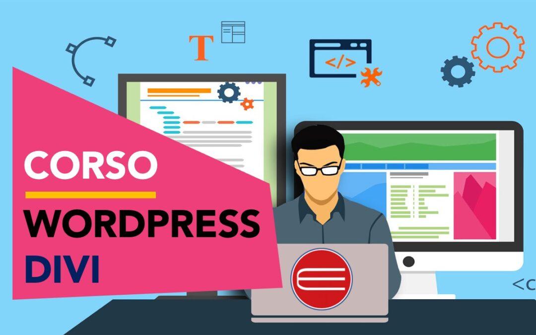 Diventa esperto di WordPress, blog e siti