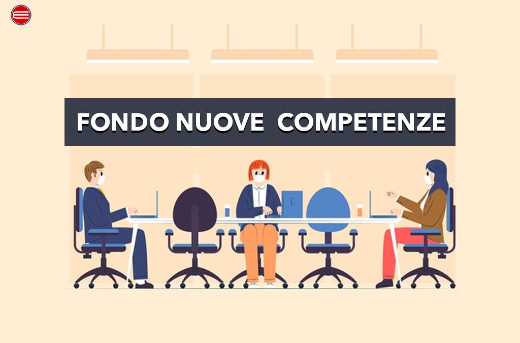 FONDO NUOVE COMPETENZE | 730 milioni a sostegno della formazione aziendale