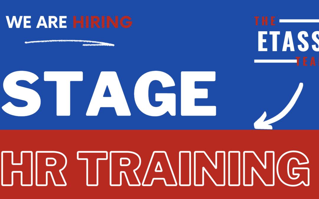 Stage Training Specialist | Politiche Attive del Lavoro e Gestione Finanziamenti Formazione