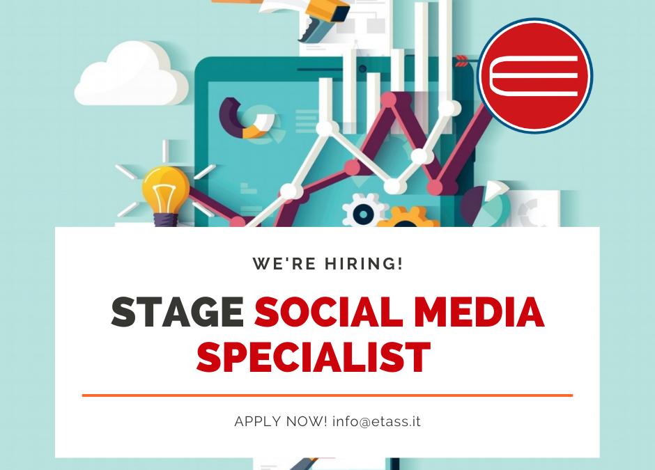 STAGE | Social Media Specialist